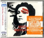 AMERICAN LIFE - JAPAN (FOREVER YOUNG 2012) CD ALBUM